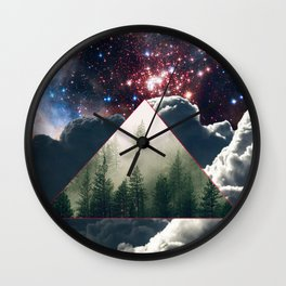 The dagger dug in your back. Wall Clock