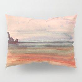 Melancholic Landscape Pillow Sham