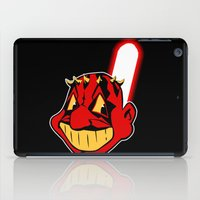 cleveland iPad Cases featuring Cleveland Sithians by Ant Atomic