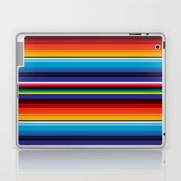 The Mexican Stripes Laptop & iPad Skin