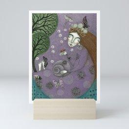 Keep Us Safe! Mini Art Print