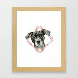 All Ears 2 Framed Art Print