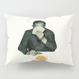 Poker Face Pillow Sham