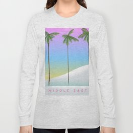middle east morning rise. Long Sleeve T-shirt