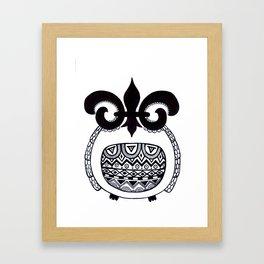 Owl3 Framed Art Print