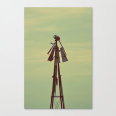 Waiting for Tomorrow Canvas Print
