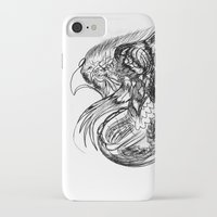 phoenix iPhone & iPod Cases featuring Phoenix. by sonigque