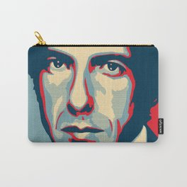 Leonard Norman Cohen Carry-All Pouch