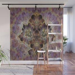 Amethyst Geode Wall Art Wall Mural