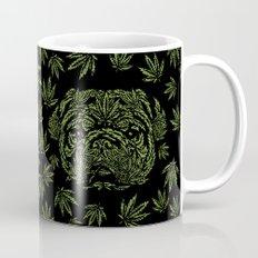 Marijuana of Pug Mug