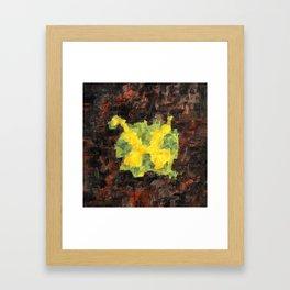 Cross Section One Framed Art Print