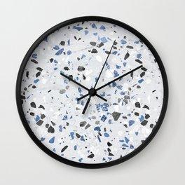 Glitter + Grit 2 Wall Clock