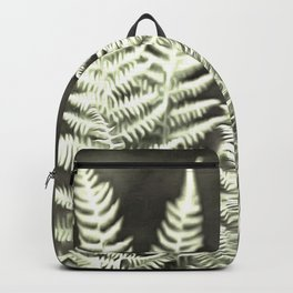 Fantasy Feather Like Fern Backpack