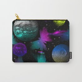 space butterflies vb Carry-All Pouch