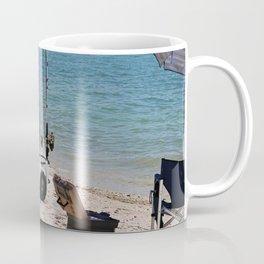 Wishin I Was Fishin III Coffee Mug