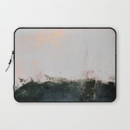 abstract smoke wall painting Laptop Sleeve