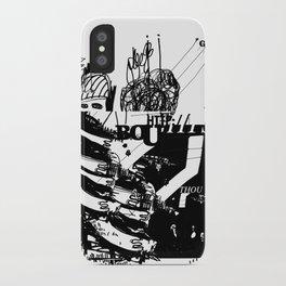 Thou iPhone Case