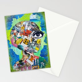 What's Going On Inside [Under the Surface] Stationery Cards