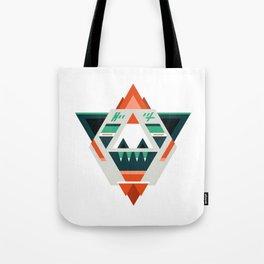 Sasquatch boss Tote Bag
