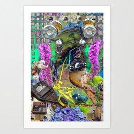 Superfluous Art Print