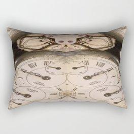 Tic Toc Rectangular Pillow
