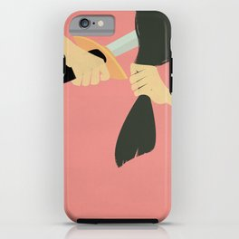 Mulan iPhone Case