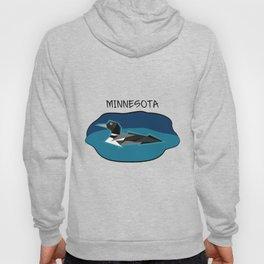 Minnesota - Loon Graphic Hoody