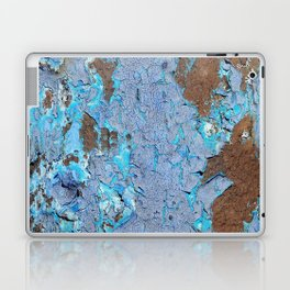 Blue rust Laptop & iPad Skin