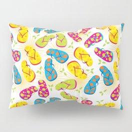 Flip flops Pillow Sham