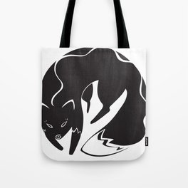 A fox Tote Bag