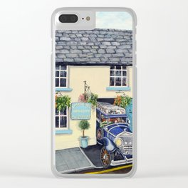 The Borderers - Brecon & Zapp Family Clear iPhone Case