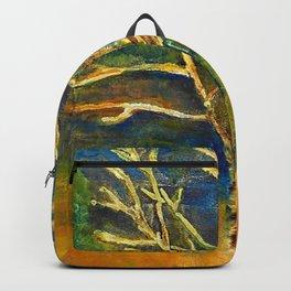 Golden Birch Backpack