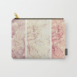 Vincent Van Gogh : Almond Blossoms Panel ART Carry-All Pouch