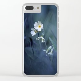 Beauty in a Mess. Clear iPhone Case