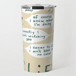 fLIES Travel Mug