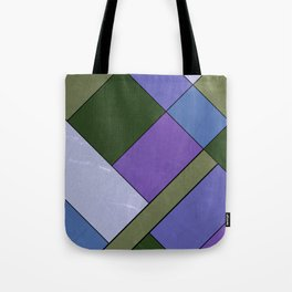 Abstract #814 Tote Bag