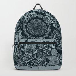 Flower Box Backpack