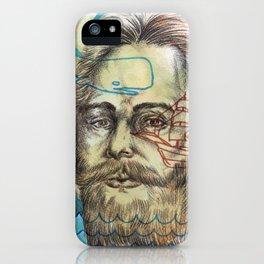 Herman Melville iPhone Case