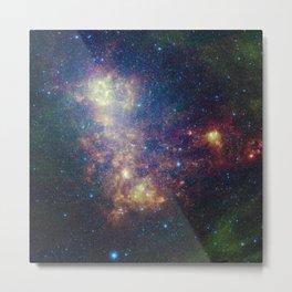 Small Magellanic Cloud Metal Print