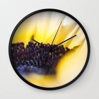 fireworks Wall Clocks featuring Fireworks by HappyMelvin