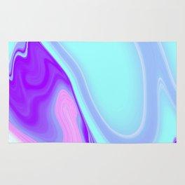 Abstract Fluid 15 Rug