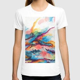 Creativity Breaching the Void T-shirt