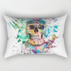 SKULL - WILD SPRIT Rectangular Pillow