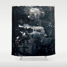 Pale Figure Shower Curtain