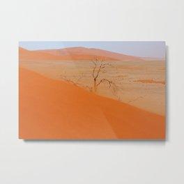 NAMIBIA ... Namib Desert Sandstorm II Metal Print