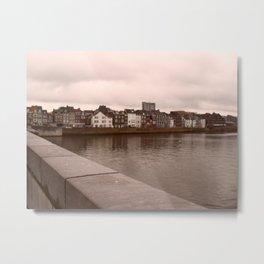16437 skyline Maas(tricht) Metal Print