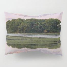 Annisquam river reflections Pillow Sham