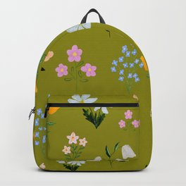 Tiny little floral Backpack