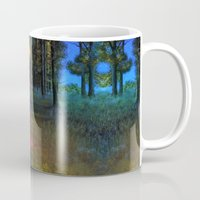 wanderlust Mugs featuring Wanderlust by Aimee Stewart