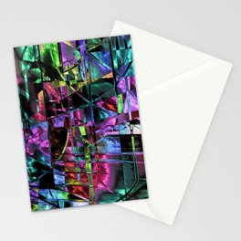 Refractor Stationery Cards